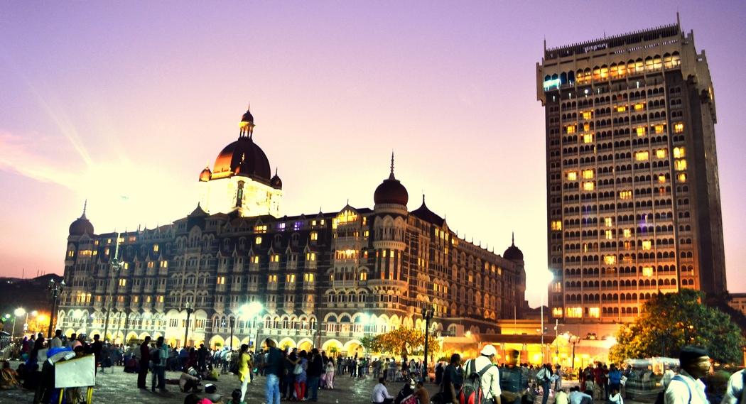 Taj Mahal Palace and Tower, Мумбаи