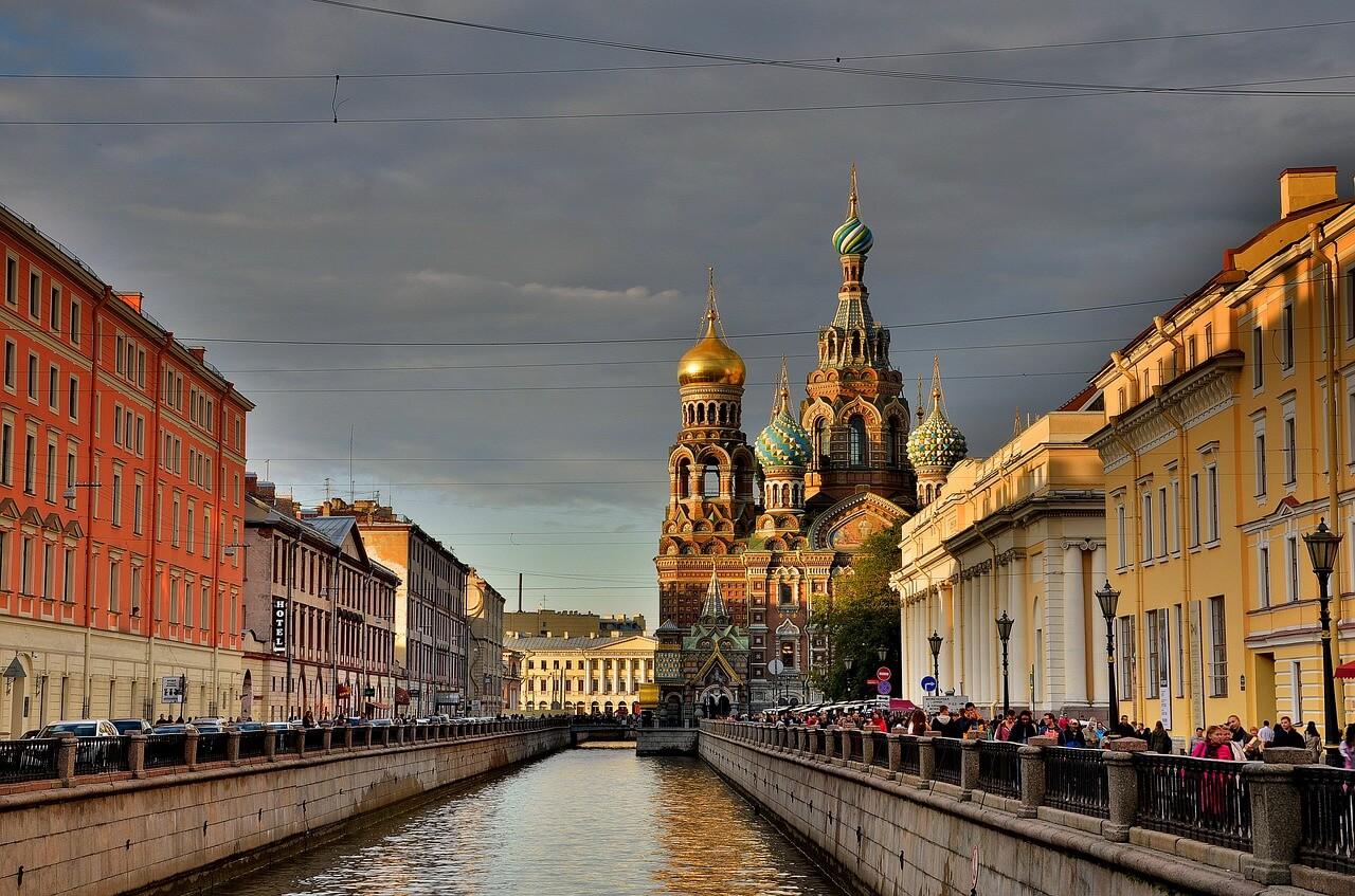 Места в Санкт-Петербурге