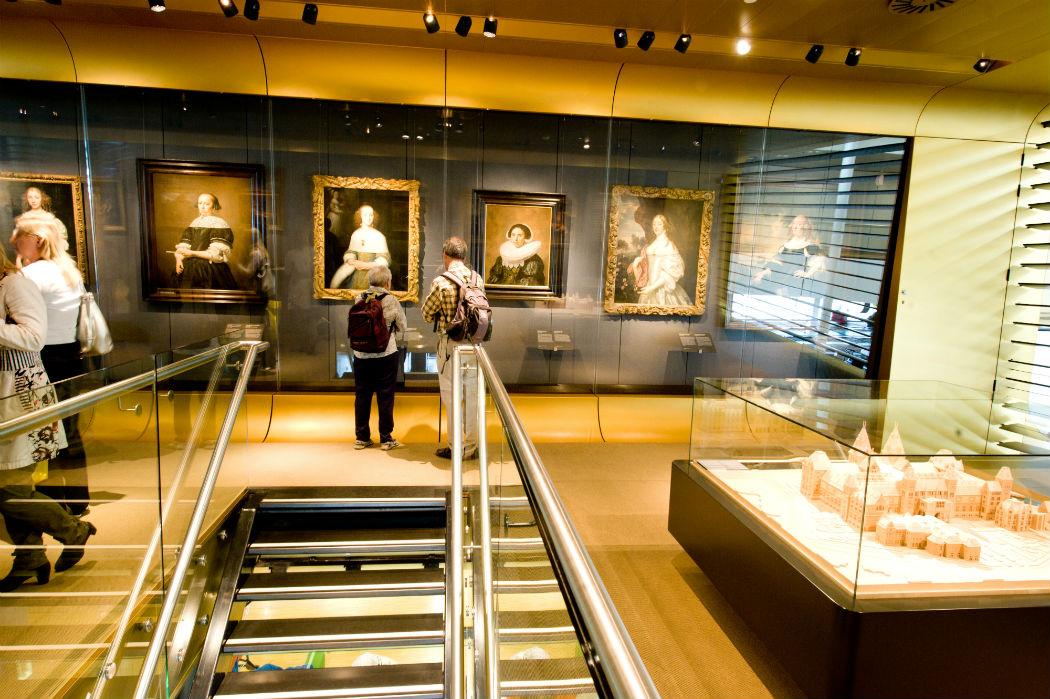 Филиал музея в аэропорту Амстердама