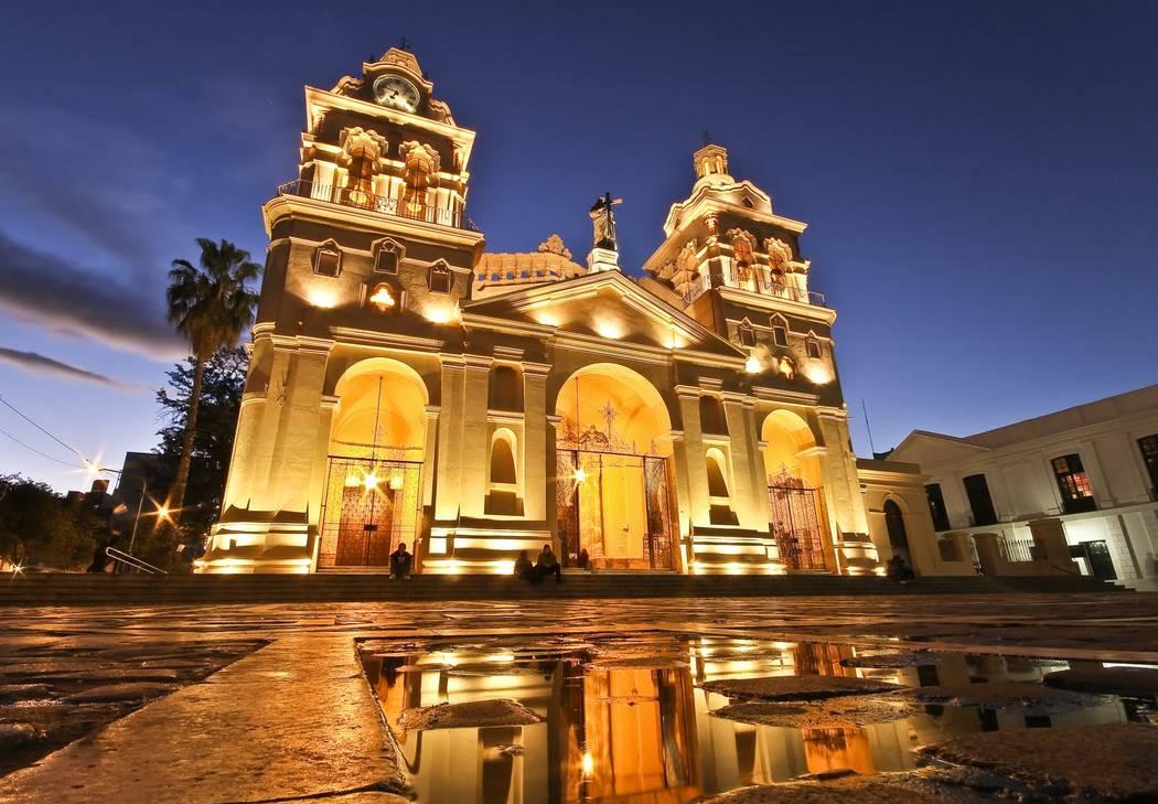 Iglesia Catedral, Кордова, Аргентина