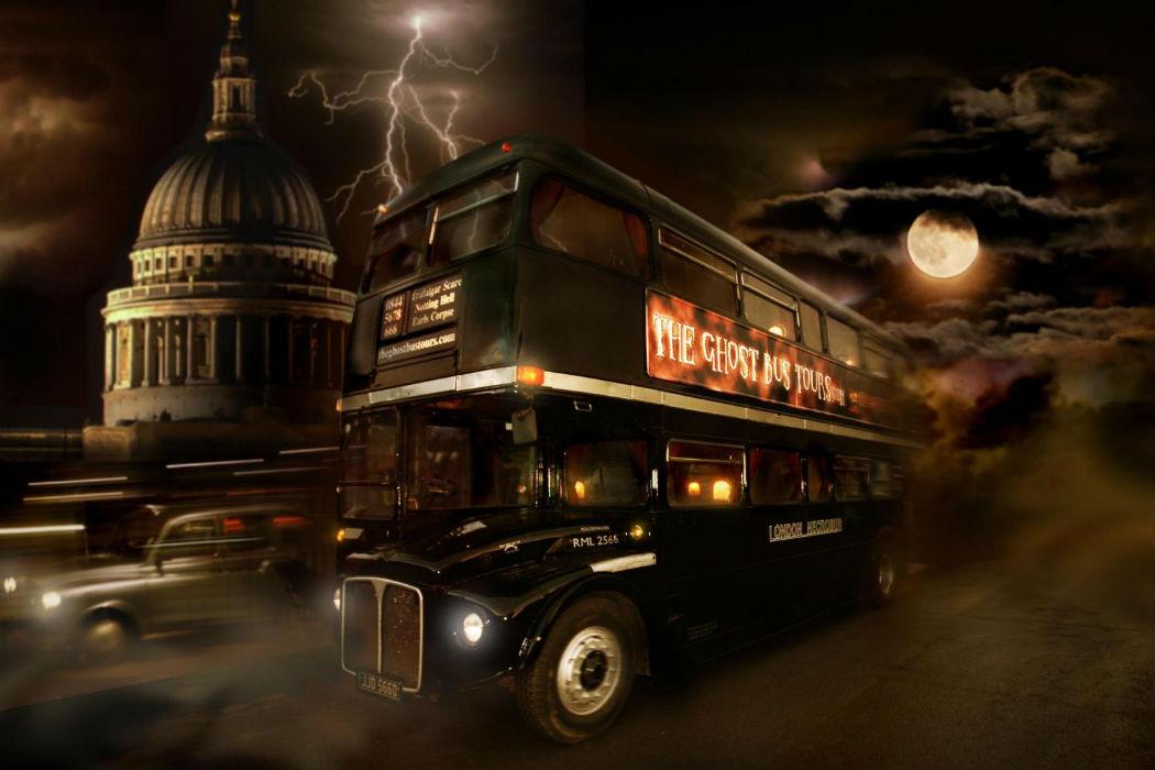 Мистический автобус