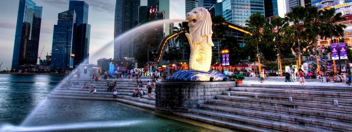 Столица Сингапур