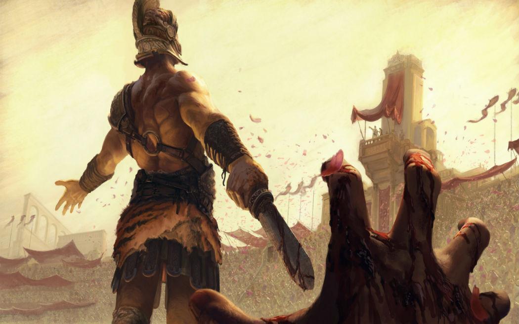 Гладиаторы — вся правда о развлечениях древних римлян