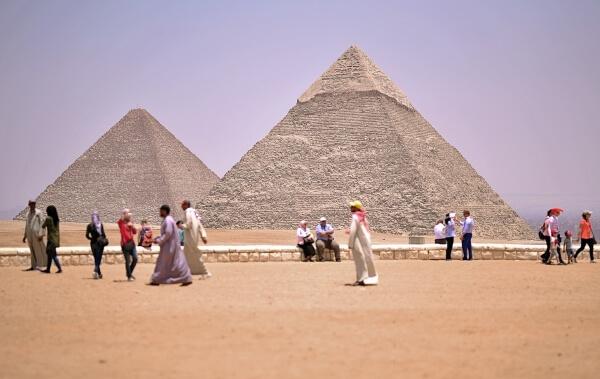 Египет примет туристов