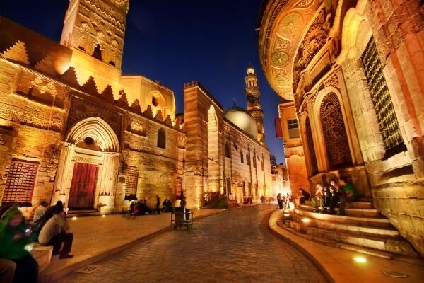 Каир - первое место