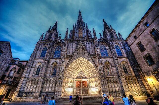 Лучший собор Испании