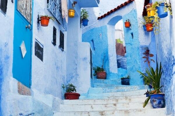 Марокко популярное направление