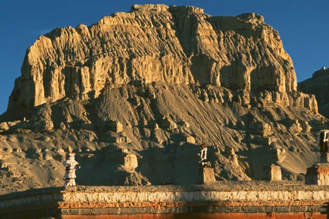Царство Гуге, Тибет