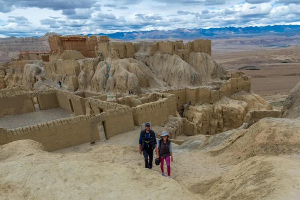 Царство Гуге в Тибете