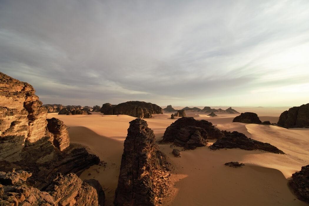 Тассилин-Аджер в Алжире