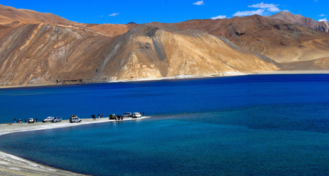 Тибет, Озеро Пангонг