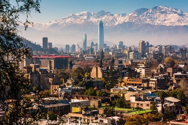 Чили лучший для туризма