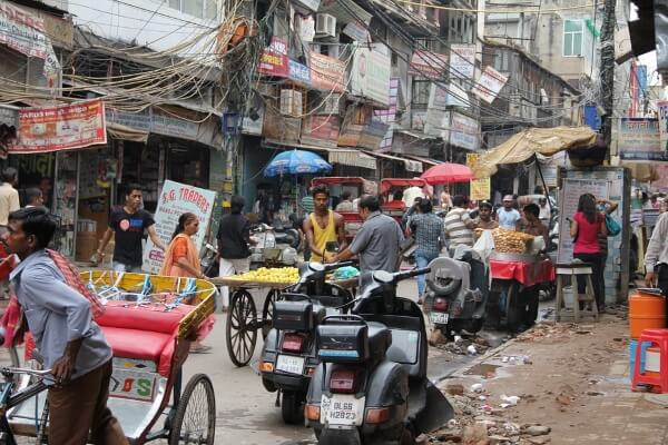 Дели теряет туристов из-за катастрофической экологии