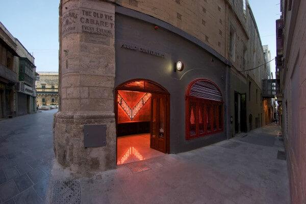 Лучший туалет на Мальте