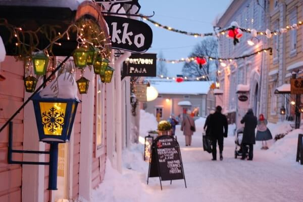 Скидки в Финляндии