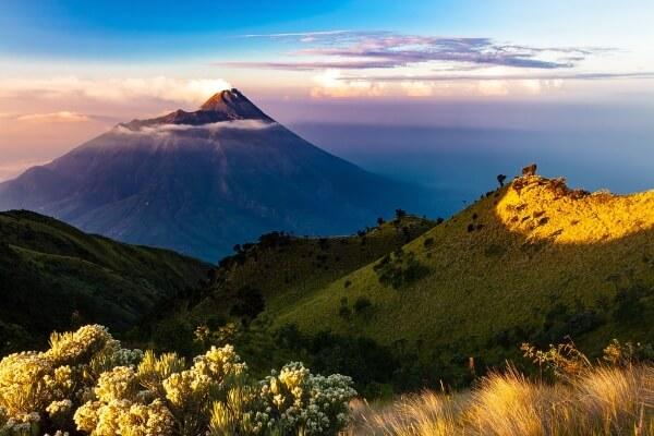 В Индонезии землетрясение
