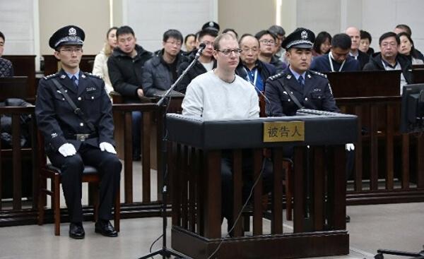 Канадец может быть казнен в Китае