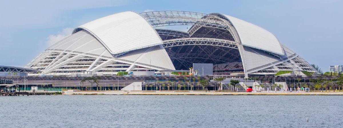 Самый большой крытый бассейн в мире, Япония