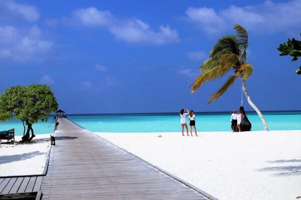 Мальдивы набирают популярность у российских туристов