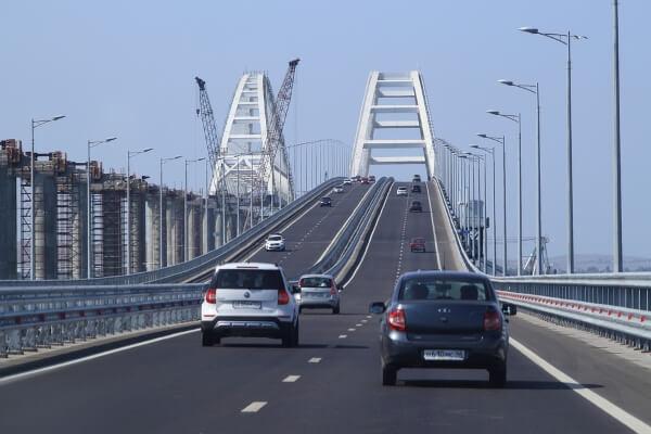 Мост в Крыму