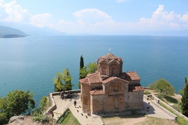 Новая страна - Северная Македония