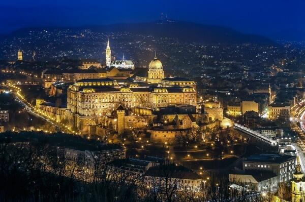 Будапешт признан лучшим европейским местом для отпуска