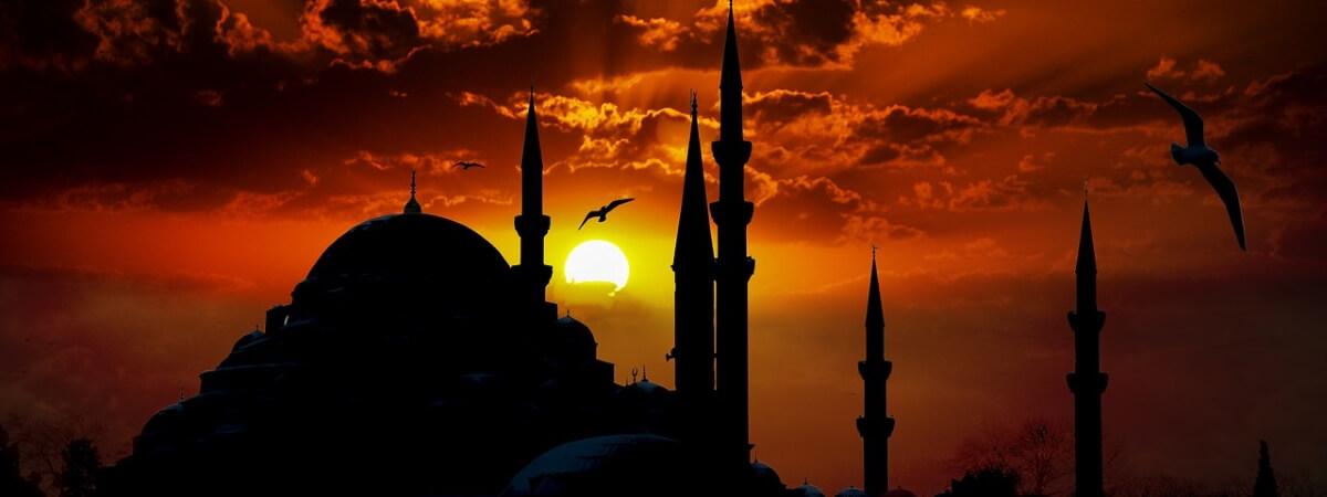 Мечеть Сулеймание – гордость Стамбула