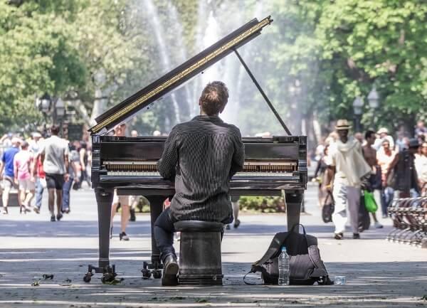 Нью Йорк самый романтичный город мира