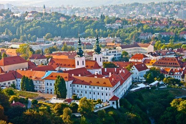 Прага лучшее весеннее направление