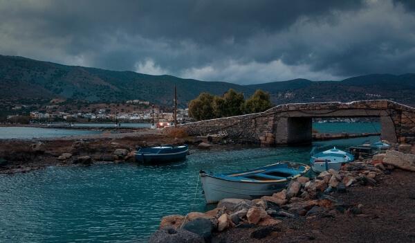 Греческий Крит пытается оправиться от последствий мощных дождей