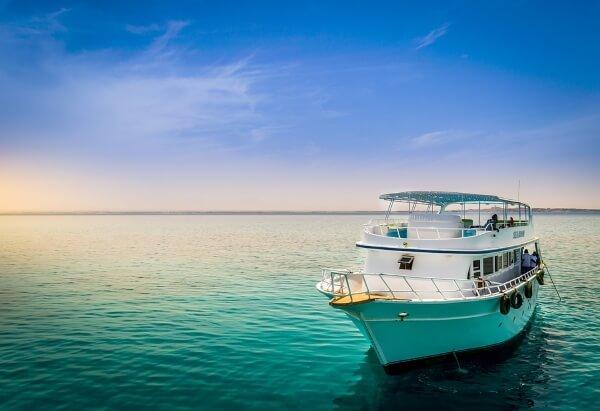 Крупные египетские курорты свяжет сообщение по морю