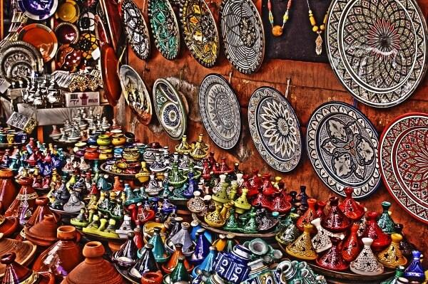 Марракеш - культурная столица Африканского континента