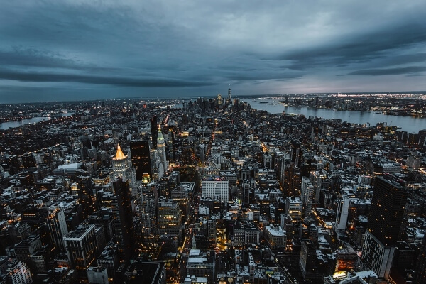 Нью Йорк самый оптимальный город для жизни