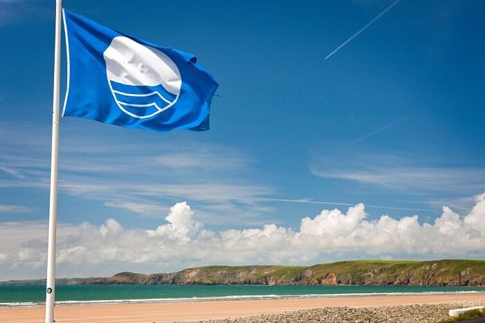 «Голубой флаг» развеется над пляжами вблизи Калининграда