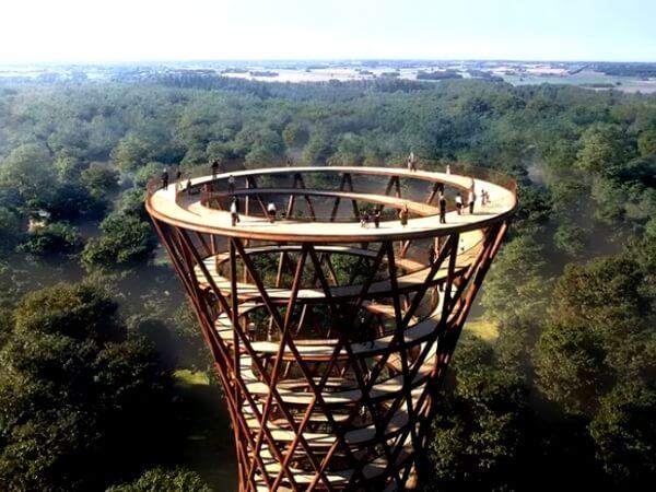 Дания презентовала новый туристический объект