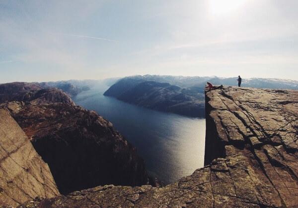 Норвегия все больше привлекает российских туристов