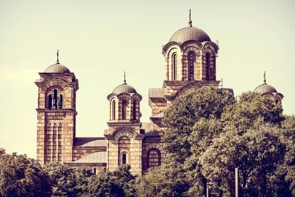 Российские туристы стали активно интересоваться Сербией