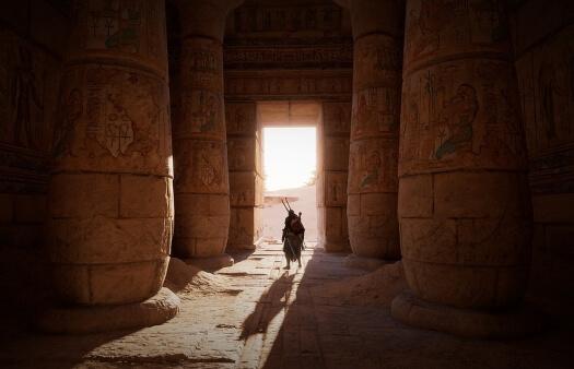 В Египте обнаружена уникальная гробница