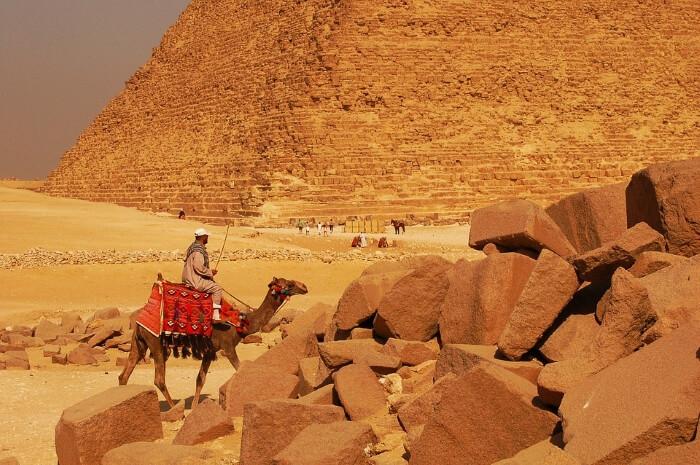 Скорей всего, в Египет можно будет летать с октября