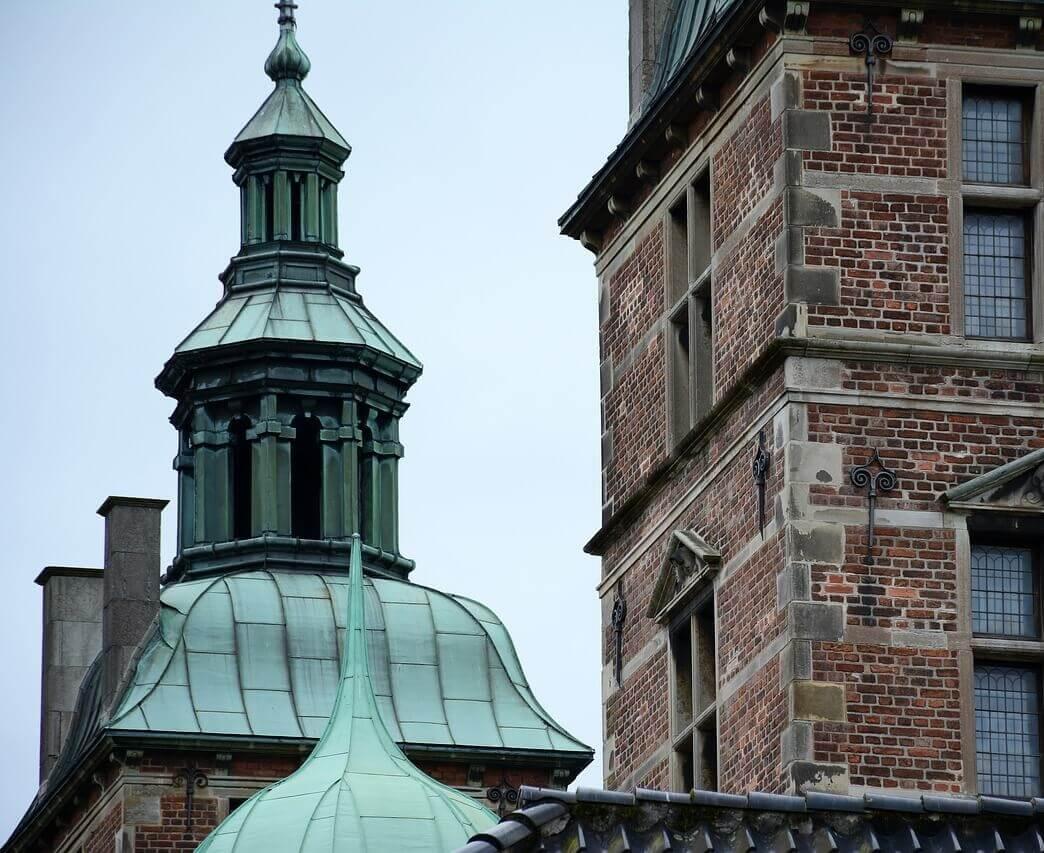 Башня в замке Розенборг