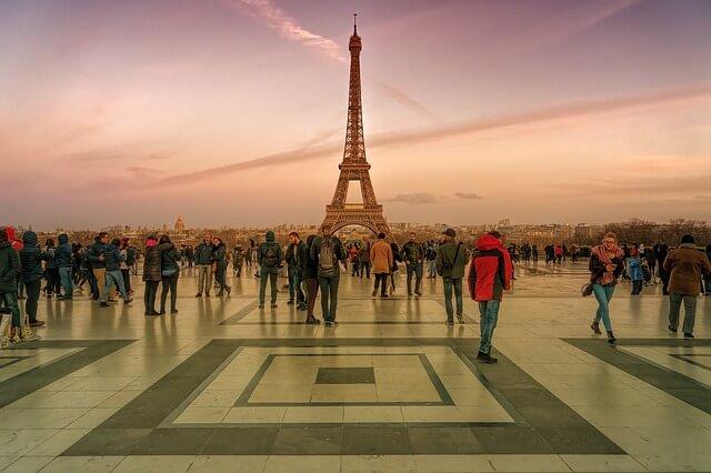 Франция сообщила о новых туристических рекордах