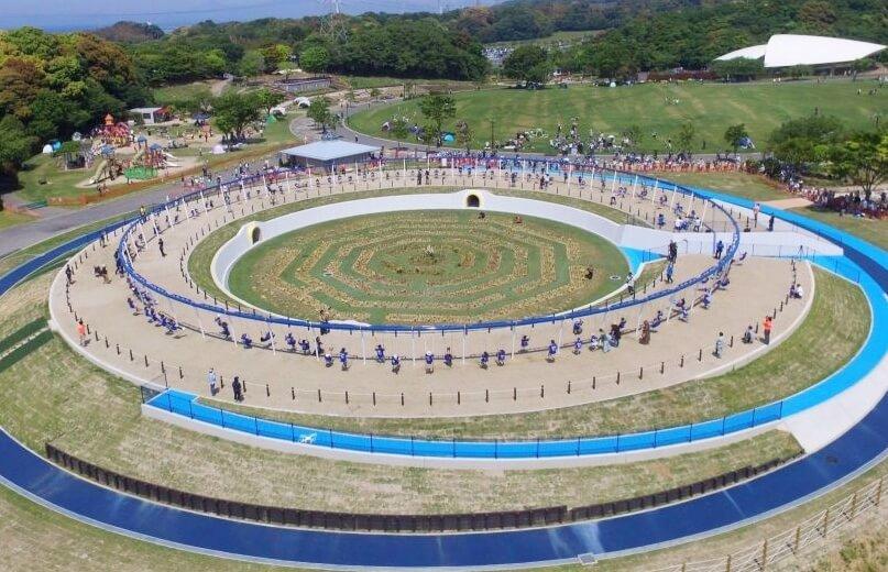 Качели-рекордсмены появились в Японии