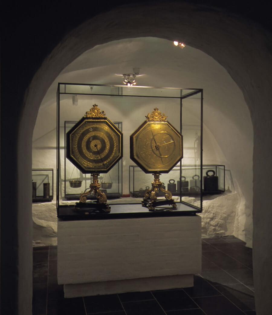 Комната астронома Оле Рёмера