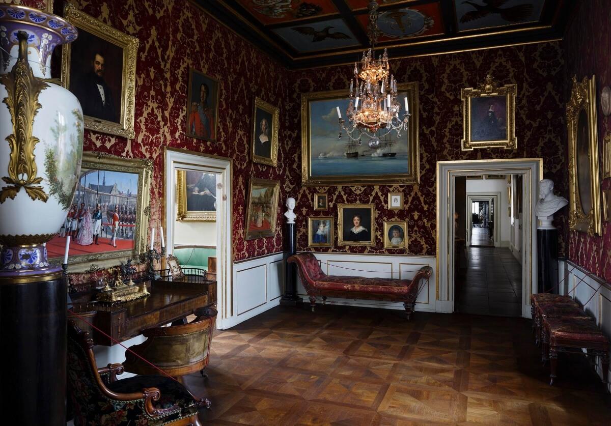 Комната Фредерика VII