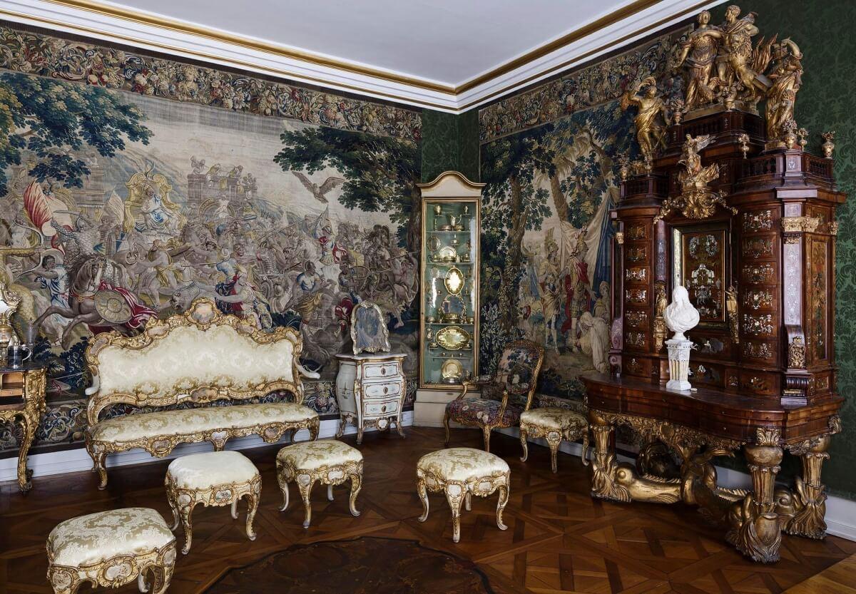 Комната Кристиана VI