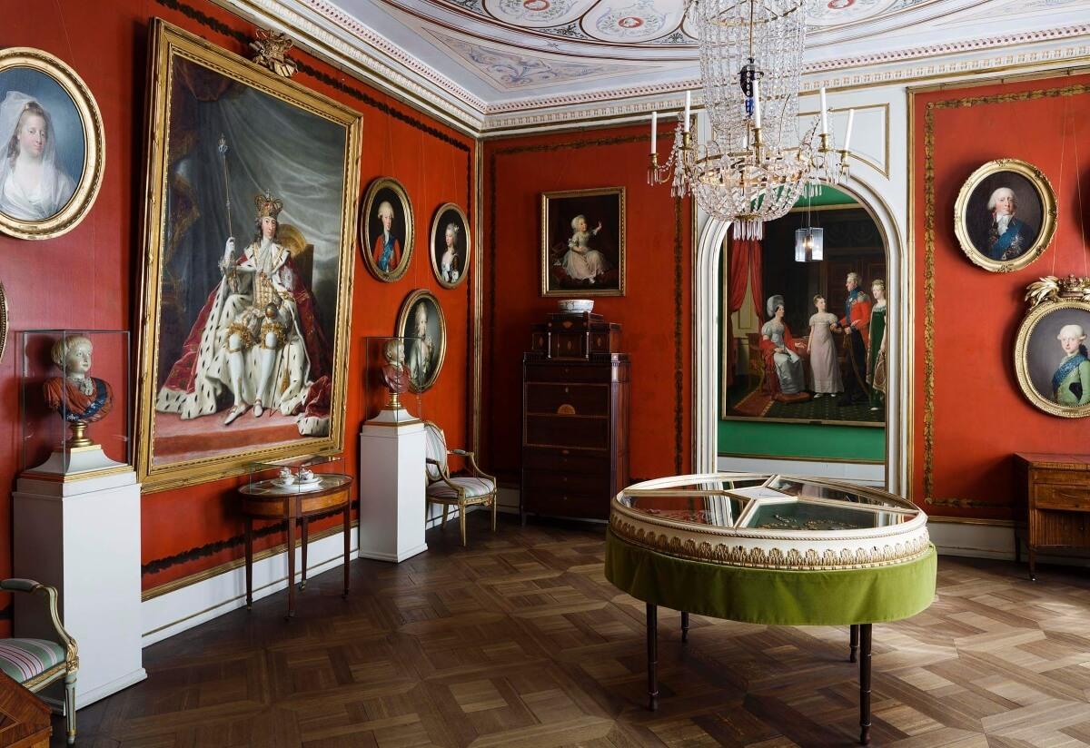 Комната Кристиана VII