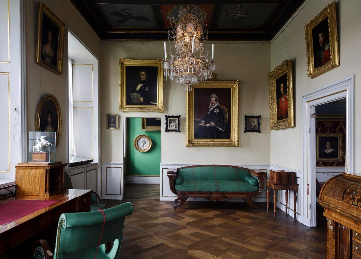 Комната Кристиана VIII