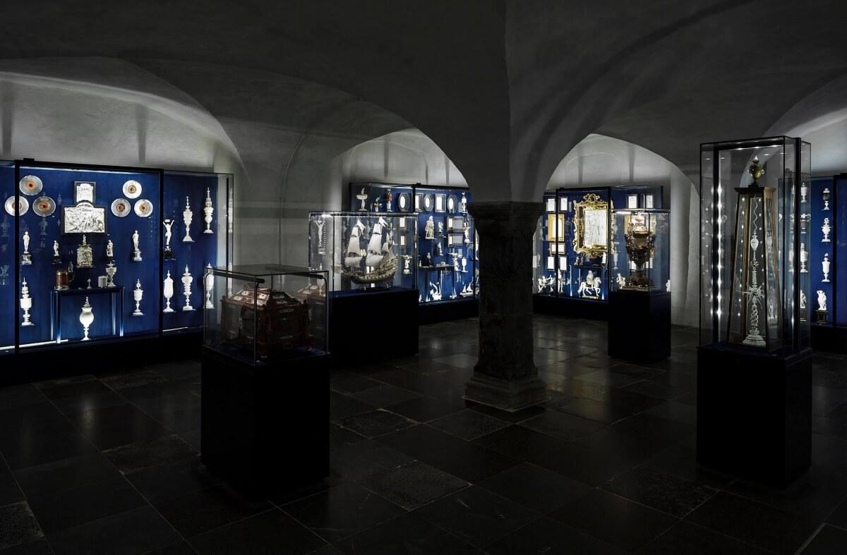 Комната слоновой кости и янтаря