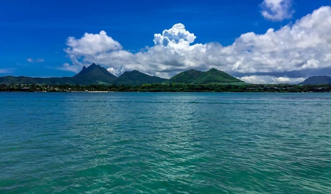 Маврикий, остров Иль-о-Серф
