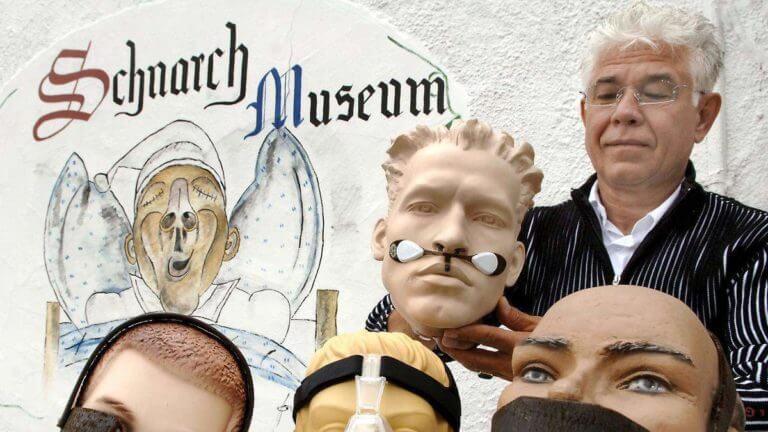музей храпа в Альфельде